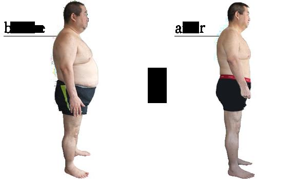 DIET-ONLINEとは?:ビフォアアフター